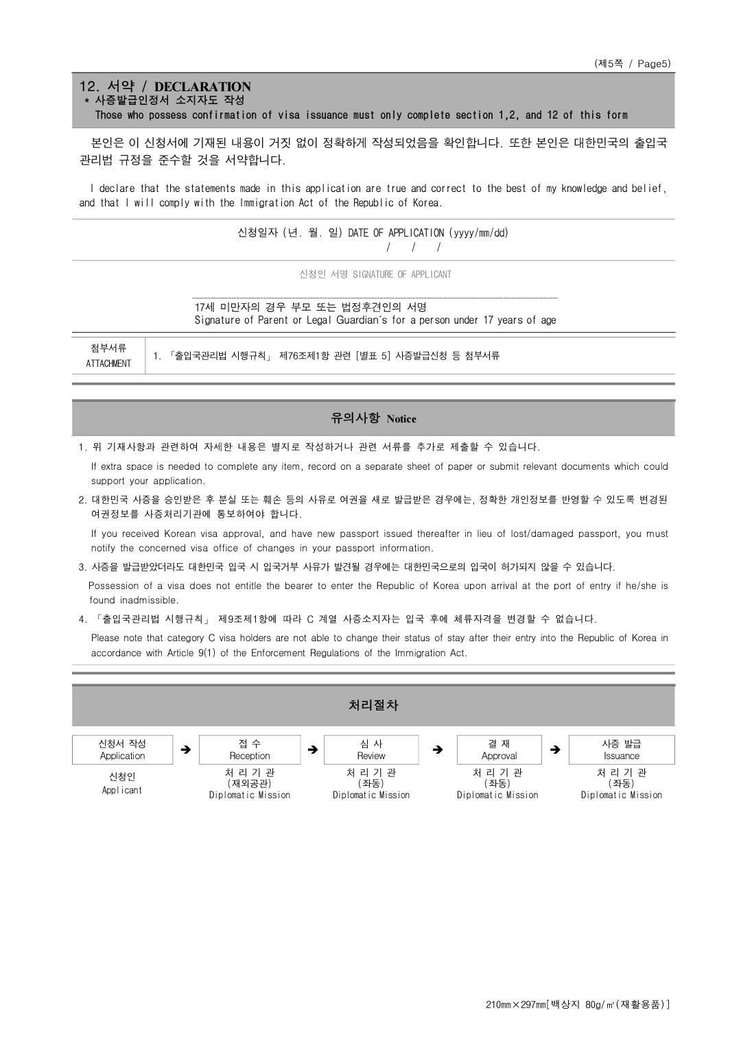 Visa 5 Tahun Korea Selatan Pakansicom
